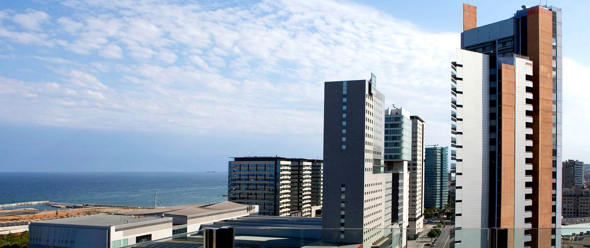 Hotel a barcellona vicino al ccib hotel sb diagonal zero for Prenotare hotel barcellona