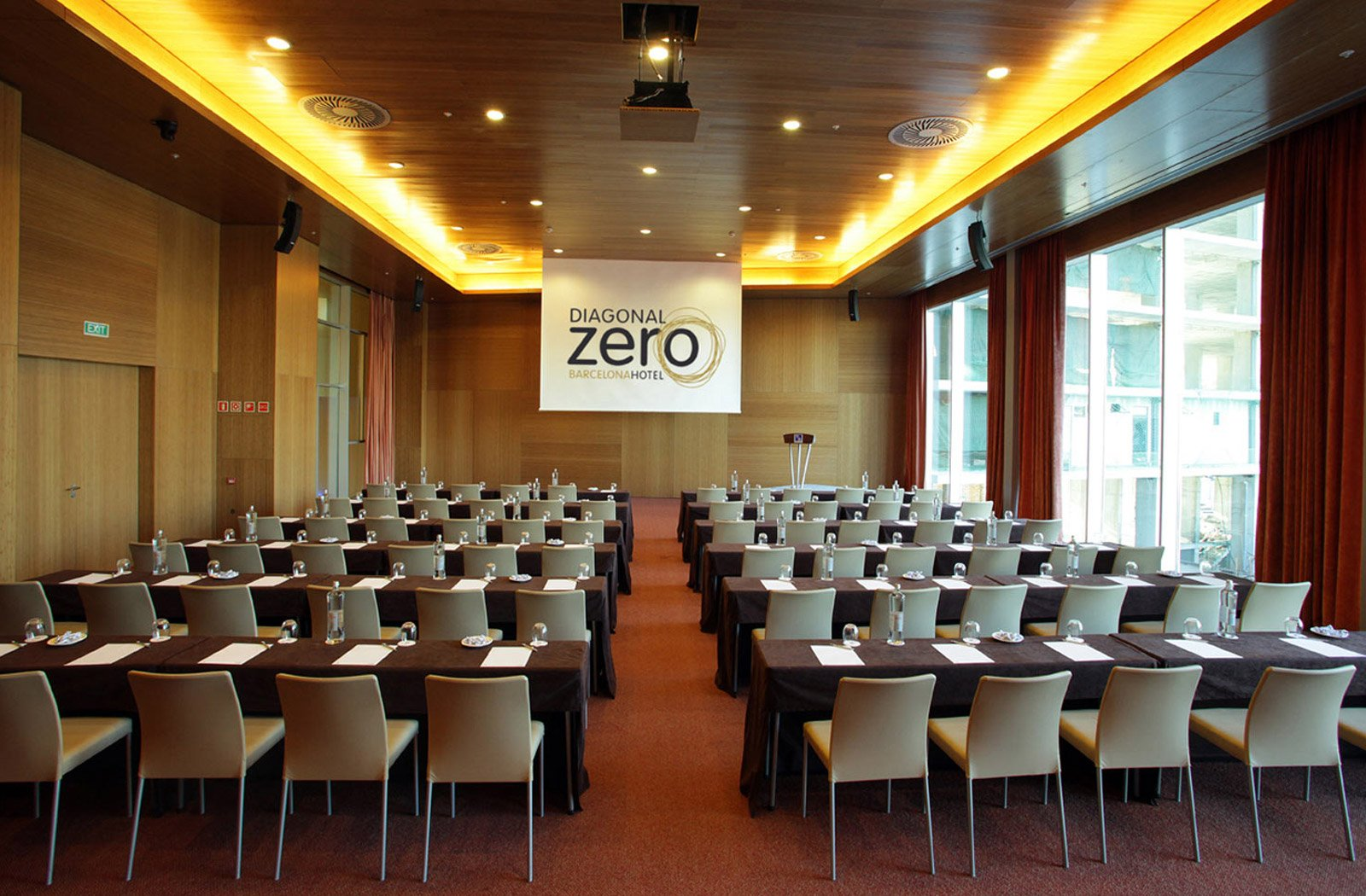 Hotel SB Diagonal Zero | Meeting ed eventi