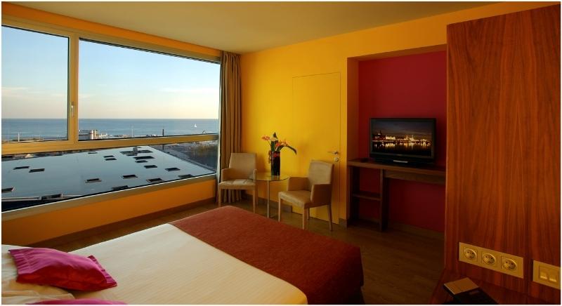 Hotel SB Diagonal Zero | Habitaciones Ejecutivas con vistas y Spa