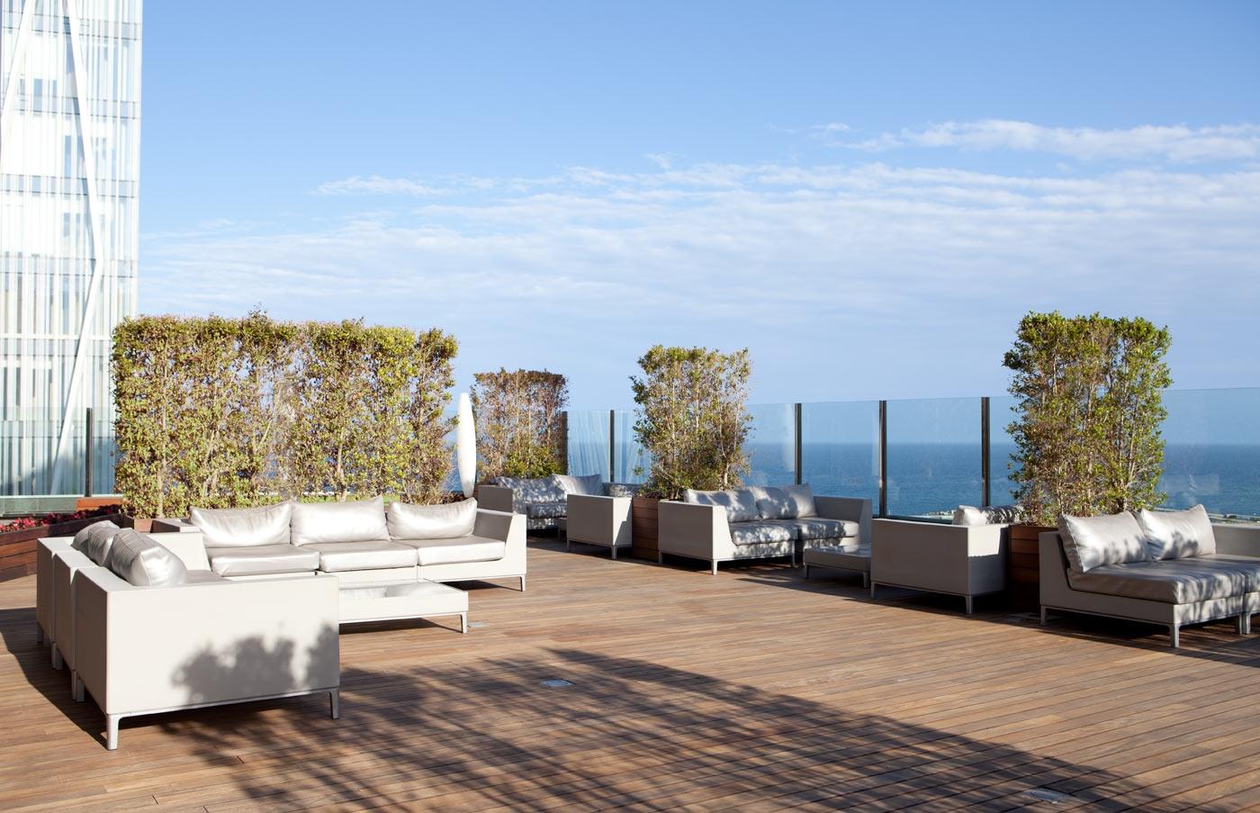 Hotel SB Diagonal Zero | Suite vistas al mar
