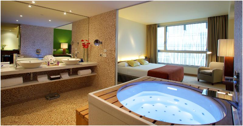 Foto di hotel diagonal zero barcelona sb for Prenotare hotel barcellona