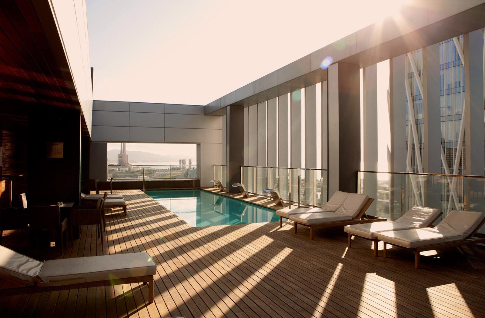 Hotel SB Diagonal Zero | Pool Bar