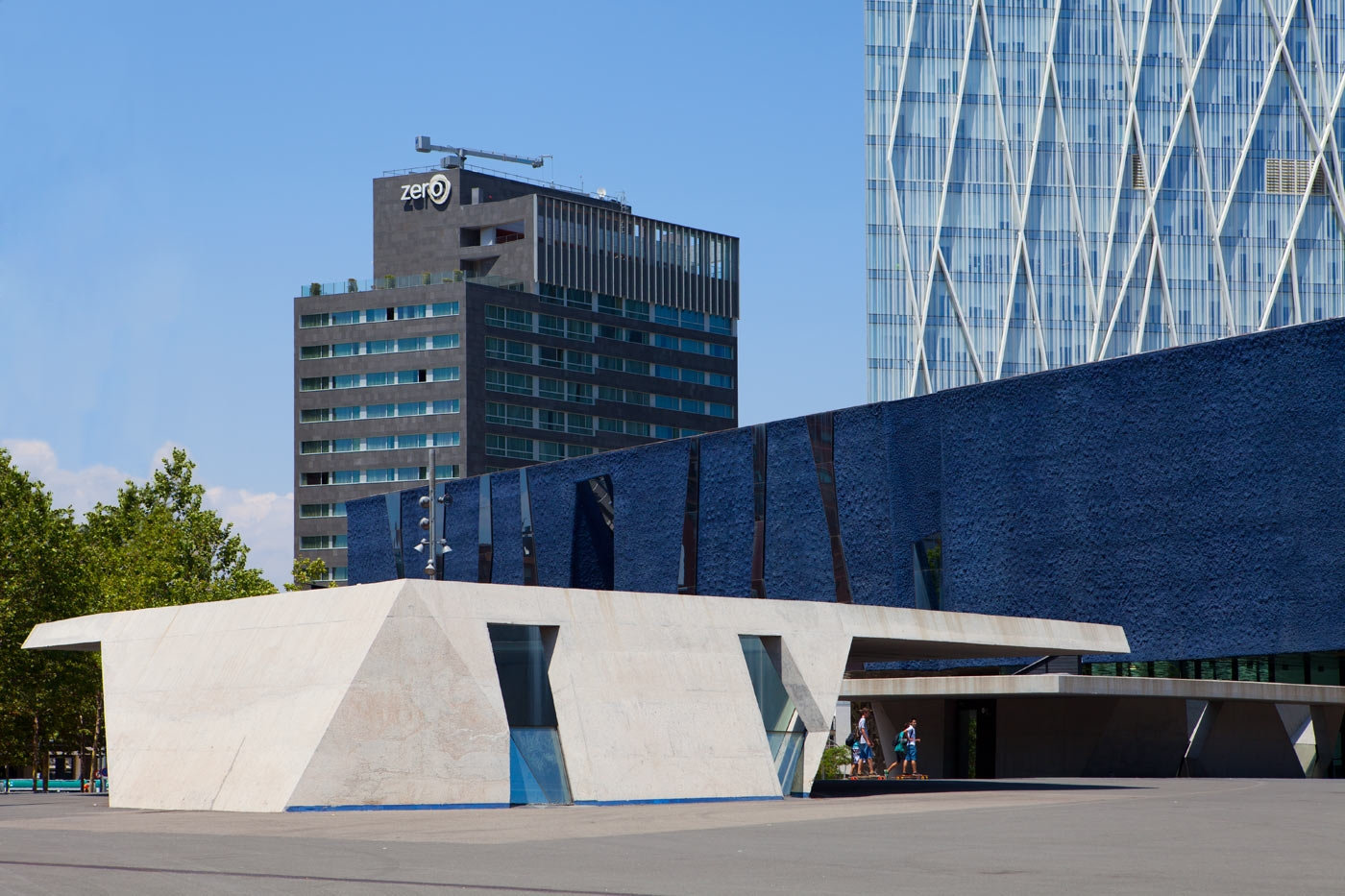 Hotel SB Diagonal Zero | City Events