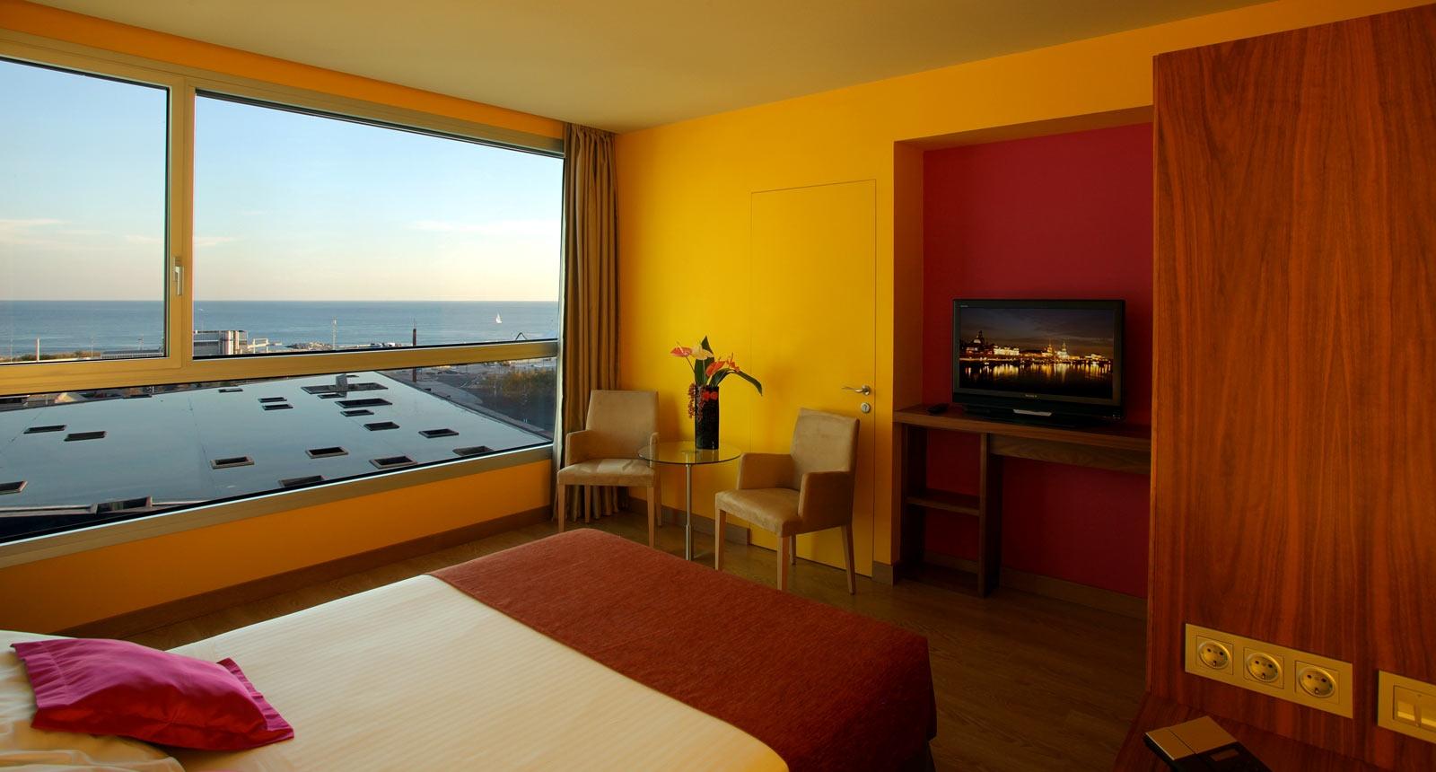 Hotel SB Diagonal Zero | Habitaciones