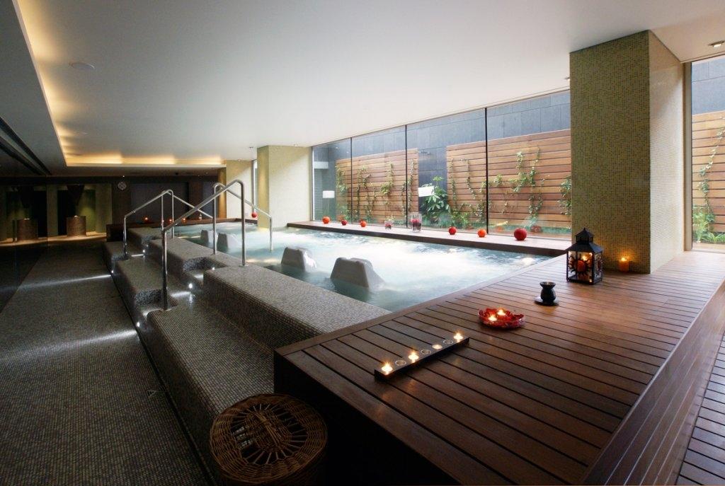 Hotel SB Diagonal Zero Barcelona  Spazio Spa wellness